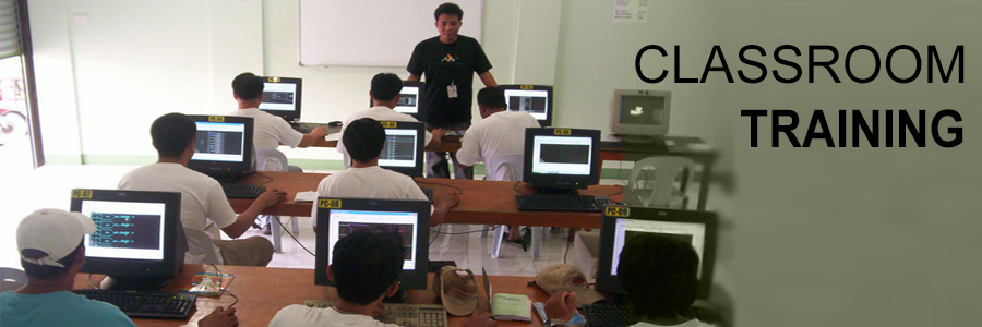 Classroom Training in APEC Technologies
